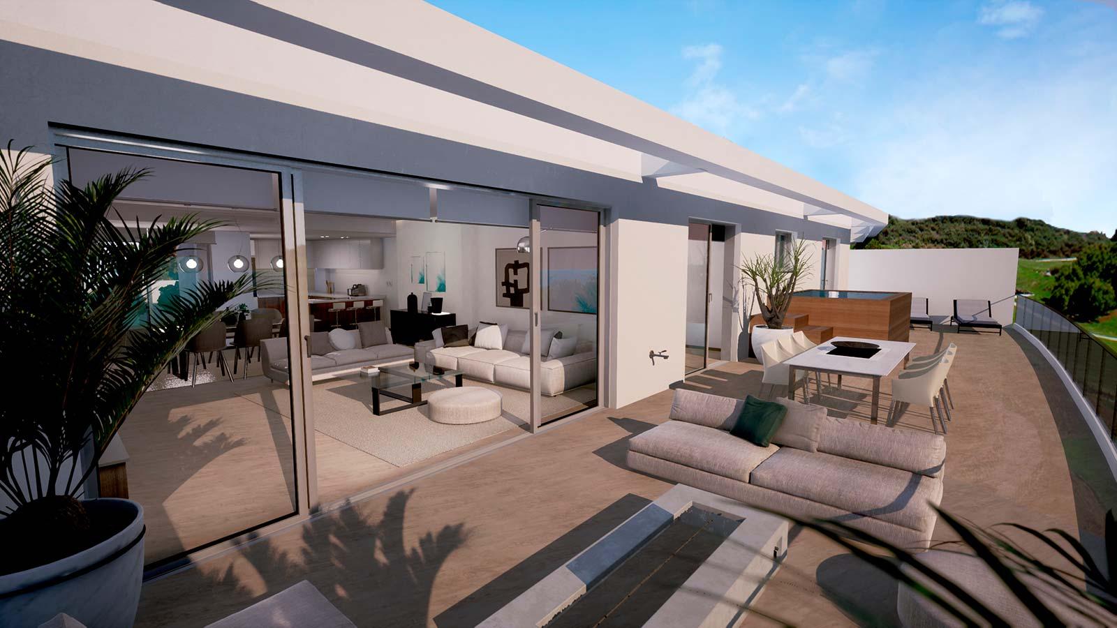 Ibero Capital financiará las 400 viviendas que levantará Grupo Sankar en Málaga
